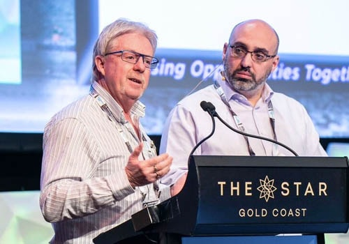 Queensland Mining Industry Health & Safety Conference Presentation